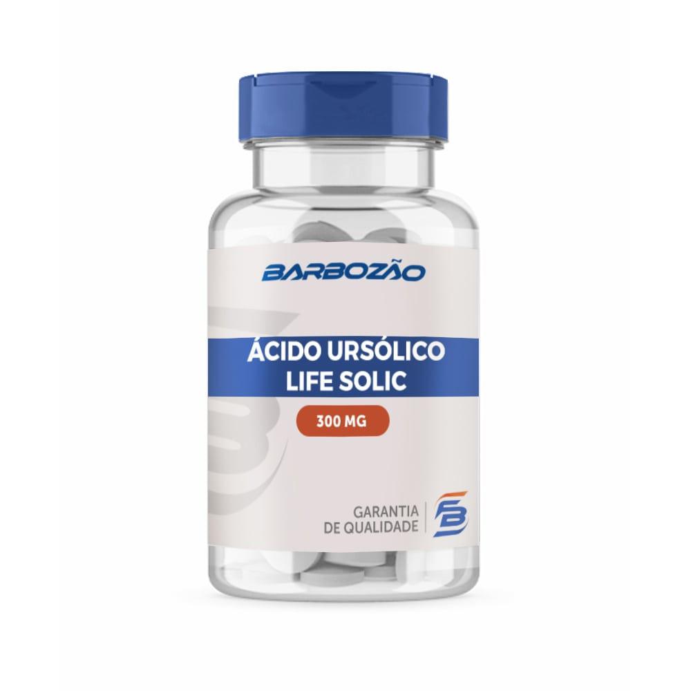 ÁCIDO URSÓLICO 300MG