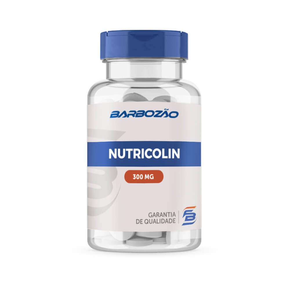 NUTRICOLIN 300MG