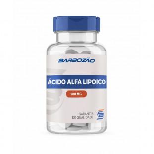 ÁCIDO-ALFA LIPÓICO-500MG