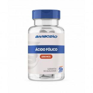 ÁCIDO FÓLICO 1000MCG