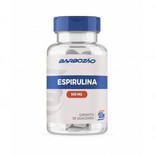 ESPIRULINA 500MG