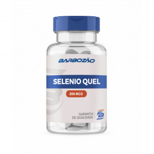SELENIO QUELADO 200MCG